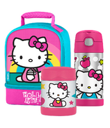 Thermos Hello Kitty Lunch Bundle