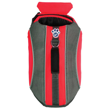Canada Pooch Wave Rider Life Vest in Red Size S
