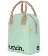 Fluf Zippered Lunch 'Lunch' Mint