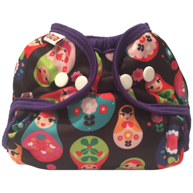 Bummis Simply Lite Diaper Cover Russian Dolls