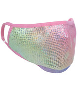 iScream Shimmering Rainbow Face Mask