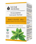 Living Alchemy Holy Basil Alive