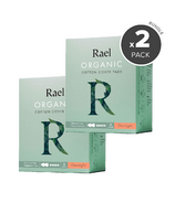 Rael Organic Overnight Pad Bundle