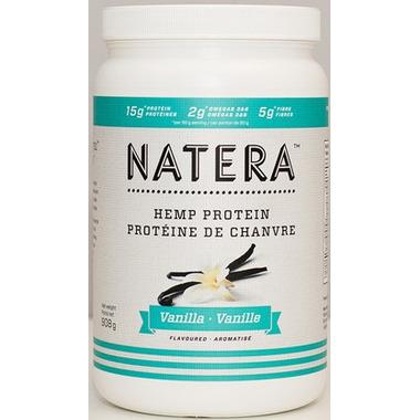 Natera Hemp Protein Powder Vanilla