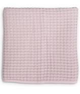 Lulujo Waffle Blankets Ballet Slipper