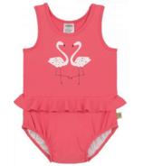Lassig Tank Sunsuit Flamingo