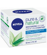 Nivea Pure & Natural Moisturizing Day Care