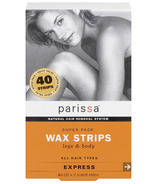 Parissa Wax Strips Super Pack for Legs & Body
