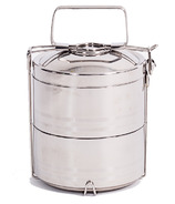 Onyx 2 Layer Tiffin Food Storage Container