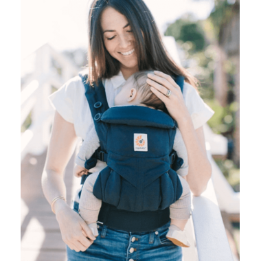 Ergobaby Omni 360 Carrier in Midnight Blue
