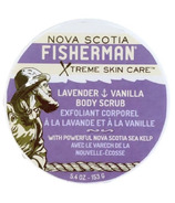 Nova Scotia Fisherman Lavender And Vanilla Body Scrub