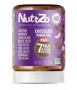 NuttZo Chocolate Power Fuel Paleo Nut & Seed Butter