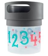 Munchie Mug Grey Numbers