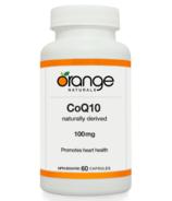 Orange Naturals CoQ10