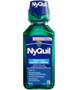 Vicks DayQuil liquide de soulagement multi-symptômes pour le rhume et la grippe