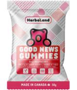 Gommes Herbaland Good News Rad gout Framboise