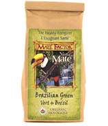 Mate Factor Yerba Mate Organic Brazilian Green Tea