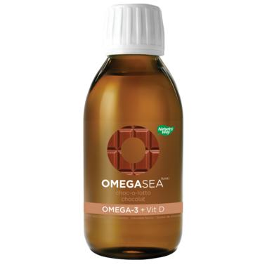 Nature\'s Way OmegaSea Omega-3 + Vitamin D Choc-o-lotto
