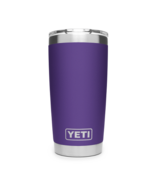 YETI Rambler Tumbler with MagSlider Peak Purple