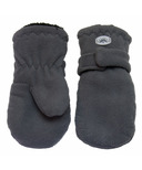 Calikids Fleece Mitten Graphite
