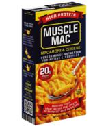 Muscle Mac Macaroni & Cheese Cheddar