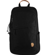 Fjallraven Raven Backpack Black