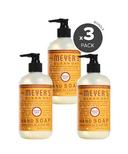 Mrs. Meyer's Clean Day Hand Soap Orange Clove Bundle