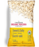 The Canadian Organic Popcorn Company Sweet & Salty Popcorn