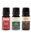 Scentuals Holiday Essential Oil Blend Gift Set