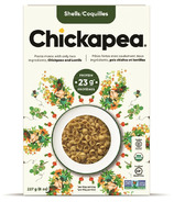 Chickapea Pasta Shells