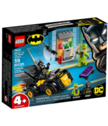 LEGO Superheroes Batman vs The Riddle Robbery