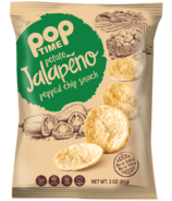 Pop Time Jalapeno Salt Popped Chips