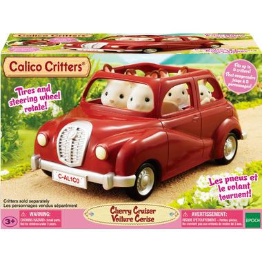 Calico Critters Cherry Cruiser