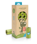 Earth Rated Unscented 21 Refill Rolls Dog Waste Bags
