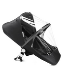 Bugaboo Donkey/Buffalo/Runner High Performance Rain Cover Black