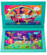 Stephen Joseph 2-Sided Magnetic Puzzle Mermaids