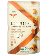 Living Intentions Superfood Nuts Blend Thai Curry