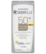 Ombrelle Ultra Light Advanced Weightless Body Lotion