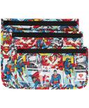 Bumkins Clear Travel Bags Superman