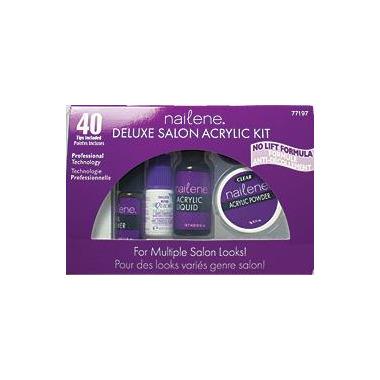 Nailene Deluxe Salon Acrylic Kit