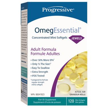 Progressive OmegEssential Jewels