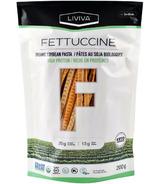 Liviva Organic Soybean Fettuccine