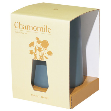 Modern Sprout Blue Agave Tapered Tumbler Chamomile