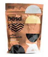 basd Coffee Body Scrub Indulgent Creme Brulee