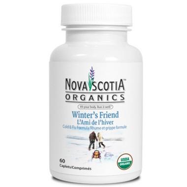 Nova Scotia Organics Winter\'s Friend Cold & Flu Formula