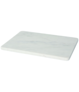 Now Designs Heirloom Marble Serving Board White