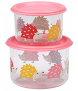 Sugarbooger Good Lunch Small Snack Containers Hedgehog