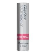 ChapStick Total Hydration Rose Petal Lip Balm Moisture & Tint