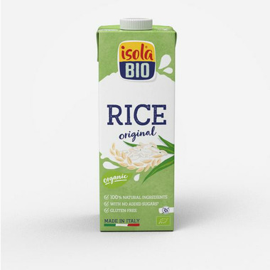 Isola Bio Light Rice Beverage