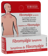Homeocan Fibromyalgia Homeopathic Pellets